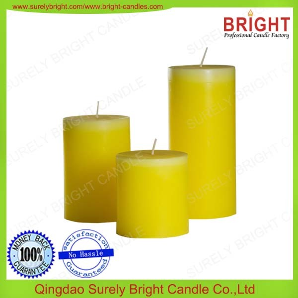 China Manufacture Wholesale Colored Scented Candles Home Decoration
