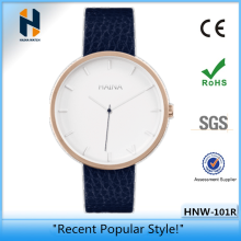 Simple Design Unisex Men Woman Ultra- thin Minimalist Watch And Custom Logo Unisex Men Woman Ultra- thin Minimalist Watch