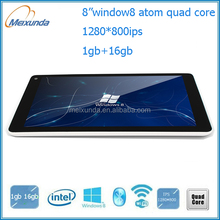 2014 quad core 5 inch windows tablet pc edition with ips screen 1gb ram 16gb rom