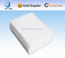 melt-blown Super Oil Absorbent Cotton Felt White Color For Spill Emergency Control environment friendly hot sales