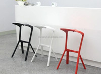 Cheap Miural folding step bar stools bar chair PP-129A