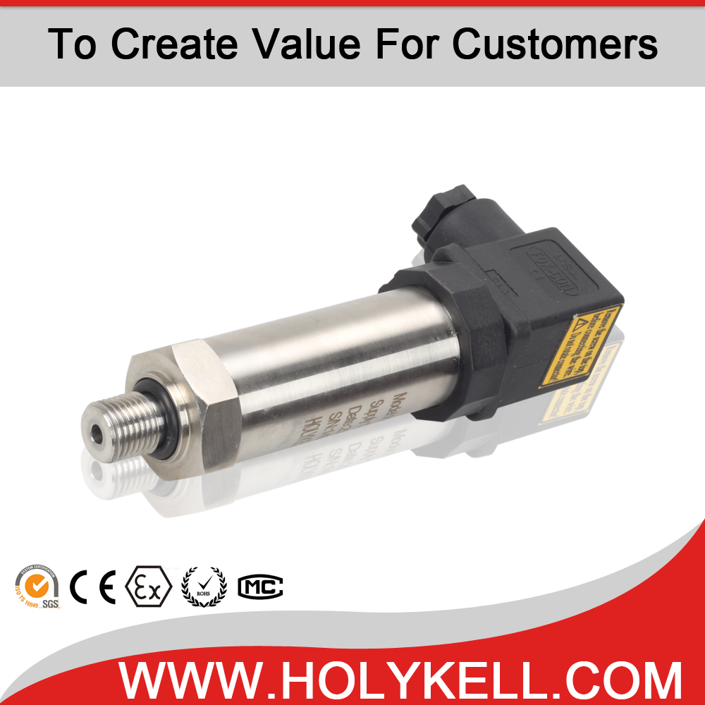 Holykell Low cost Intelligent 4-20mA HART Analog Pressure transducer Pressure Transmitter