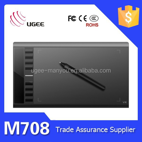 UGEE M708 electronic high quality touch screen tablet