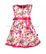 attractive casual frocks with multi colours and designs available with customized designs