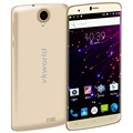 VKWORLD T6 Most Slim 6 inch Quad Core MTK6735 RAM 2G ROM 16G Camera 5+13MP Android 5.1 Dual SIM Card 4G FDD LTE Mobile Phone