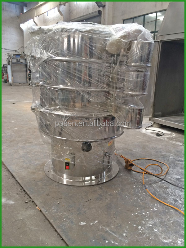 Good quality Vibration screens machine / Powder vibrating shaker / Rotary vibrating screen