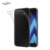 For samsung a3 2017 transparent shockproof tpu cell phone case
