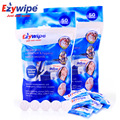 quick dry compressed towel in tablets cotton mini coin tissue disposble compressed face toewl rayon home use Ezywipe brand