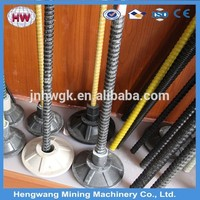 Coal mine roof bolt/Roof anchor bolts china manufacture
