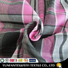 2015 latest design fashion soft Egyptian yarn dyed check beautiful south africa poly cotton fabrics