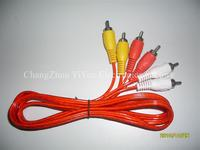 YiYue Factory 2 Rca To 2 Japan Sex Video Av Vga Rca Cable