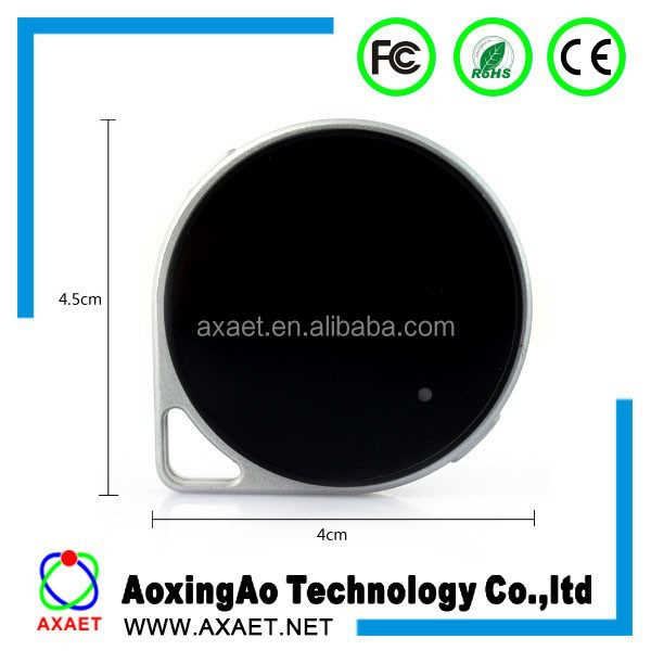Smart Bluetooth Key Ring Lost Item Finder AXAET PC023 Anti Theft Device