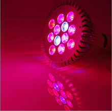 2014 new 12x1w,15x1w,12x3w Par 38 e27 cidly full spectrum mini led grow light