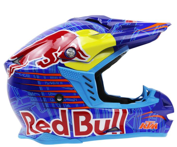 motorcycles helmet full face redbull helmet half casco helmet for KTM
