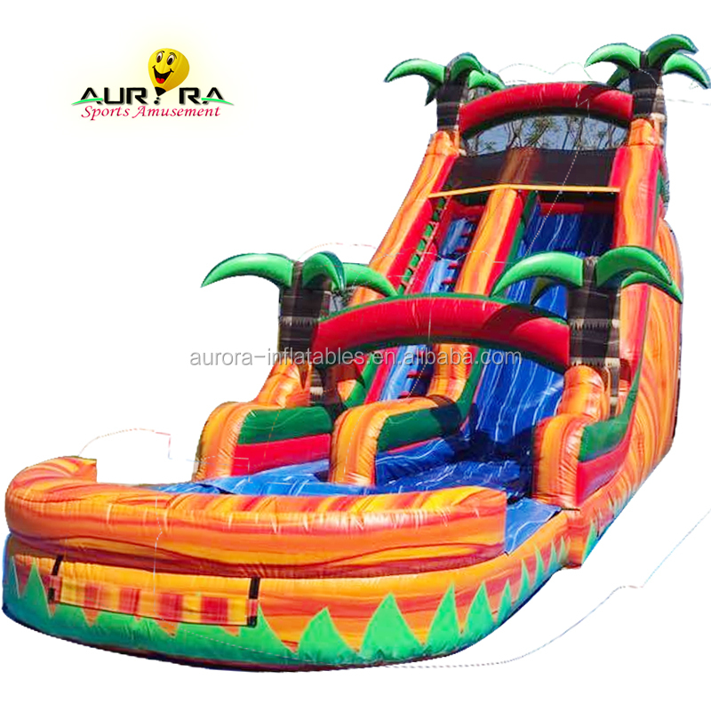 Best popular commercial inflatable <strong>slide</strong> with customized size