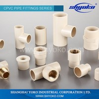 China professional names of pvc pipe fittings