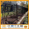 High quality low price prefabricated steel fence