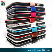 2015 hot selling new design wallet case for samsung galaxy note 3 n9005