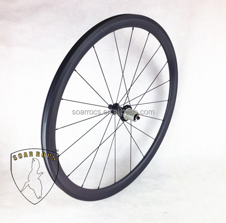 SoarRocs Super light cycling bike 20mm tubular and 38mm tubular 23mm widthEN standard UD matte cyclo corss bicycle wheelset
