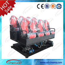 2014 newest make money fast cabinet cinema 5d 7d 9d 12d factory 5d Cinema Equipment in Guangzhou