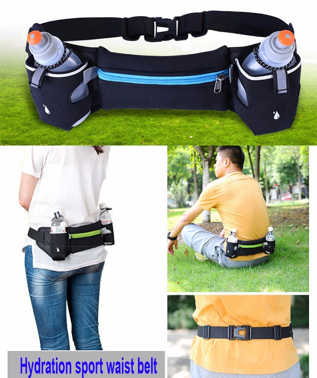 new product hydration running belt waterproof for wholesale
