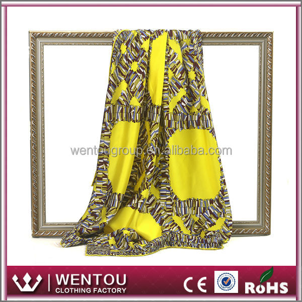 Best Quantity In Wonderful Colors Silk Scarf Hangzhou