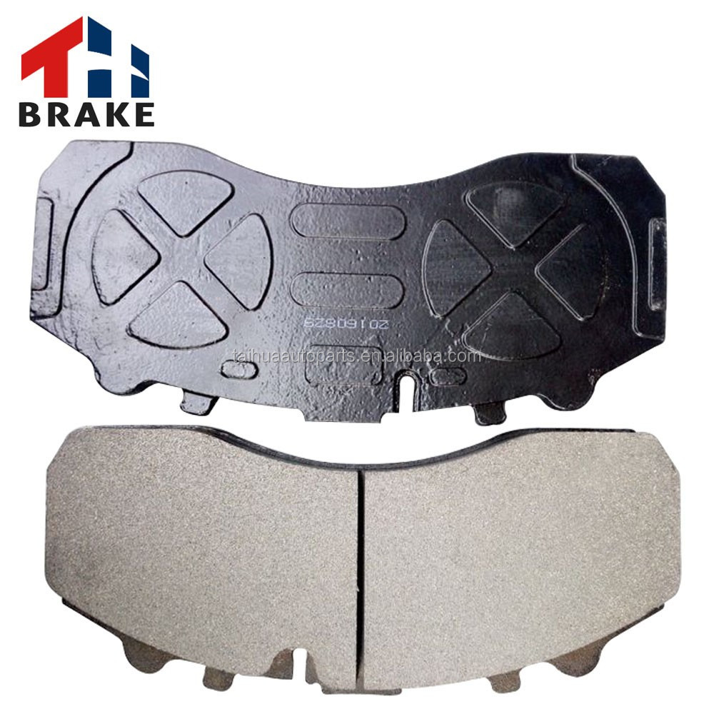 Manufacturers wholesale automotive parts brake pad WVA29087