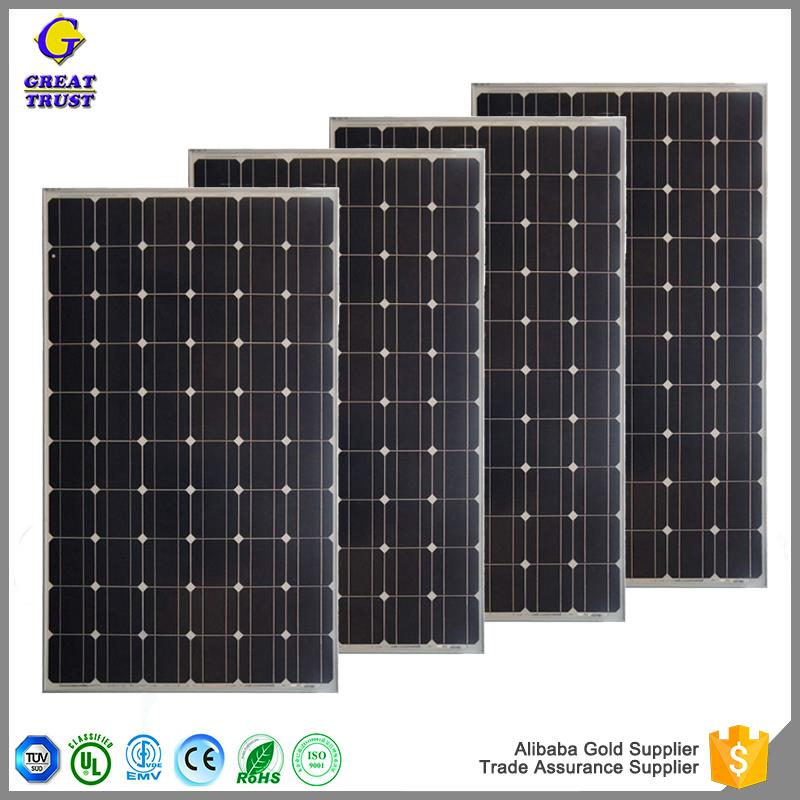 Multifunctional solar panel 500w 1kw solar panel price 200watt folding portable solar panel kit