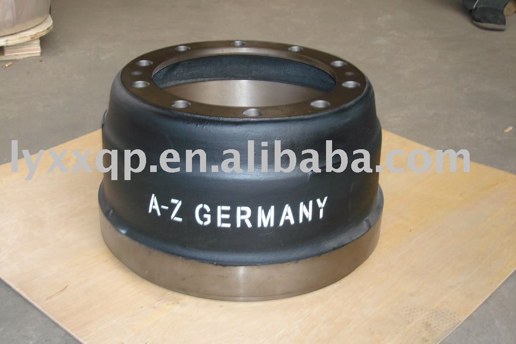 Brake drum for FRUEHAUF TRAILOR TRAILER