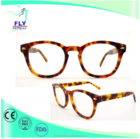 youthful large strong eyewear acetate spectacle frame optic eyeglass low MOQ logo order