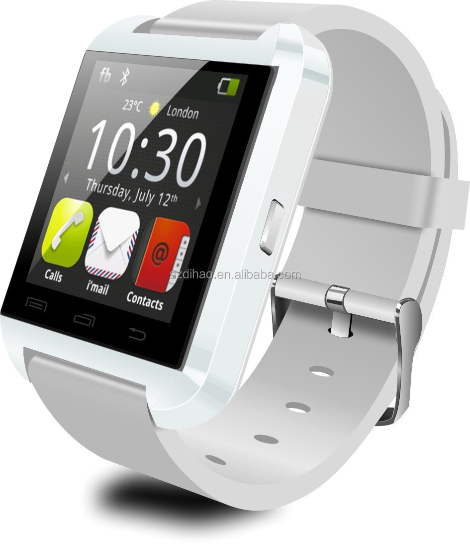 DIHAO waterproof android smart watch bluetooth phone u8 smart watch manufacturers in china