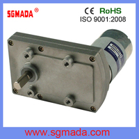 high torque low rpm 37mm DC brushless gear motor