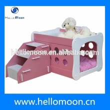 HELLOMOON Best Selling Top Quality Durable Eco-friendly Wooden Dog House