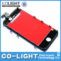 cheap price lcd screen for iphone 4s lcd unlocked, lcd with touch glass for iphone 4s with 100% test