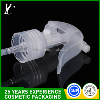 China Professional Manufacturer Plastic Sprayer With D Trigger in Factory Price