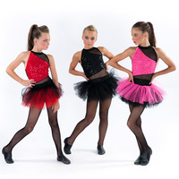 2017 new design dance wear/jazz dress /jazz costumes/latin dress epj17-083