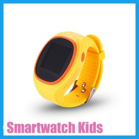 New product ODM OEM smart watch gps tracking kids GPwatch phone children anti-lost watch