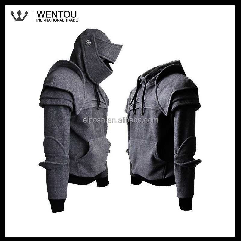 Wholesale Armored Knight Hoodie