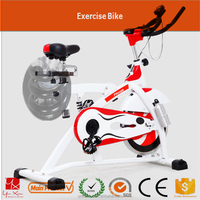 commercial 20kg flywheel fitness recumbent trike spinning