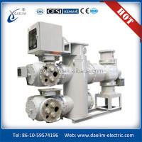 145kV Compact Gas Insulated Switchgear(GIS) electrical high voltage switchgear