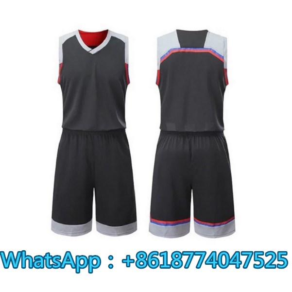 China Basketball Jersey Black And Red, Latest Basketball Black Jersey Design design 2017 to 2018