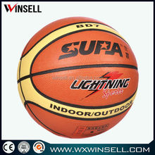 100% pu synthetic leather basketball sports indoor outdoor basketball in bulk