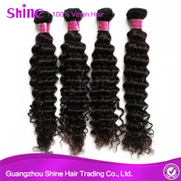 Virgin Brazilian cheap hair pieces for black women