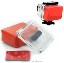 Wholesale hot gopro accessories set Floaty Sponge Backdoor Cover For GOPro Hero 3+ Adhesive Tape