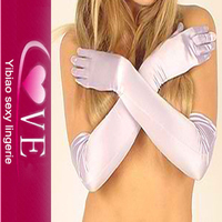 2015 Opera Length Wedding Gloves Hot Sale Wedding Hans Gloves Wholesale Charming Ladies Party Gloves