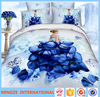 High Quality Factory Made Home Used cotton polyester plain Bed Sheets