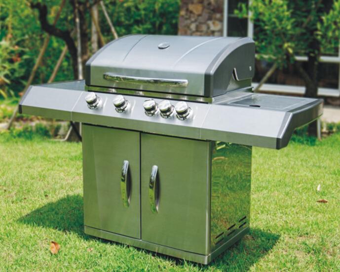 Gas bbq island bbq grill drop in outdoor bbq kitchen for Drop in grills for outdoor kitchens