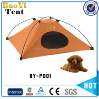 Hot sale polyester Pet tent luxury dog house