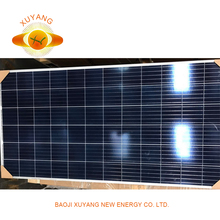 Newest design 315W power stations poly solar panel for home electricity