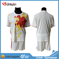 2016 17 Football Jersey Spain Soccer Jersey White